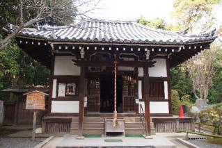 泉涌寺-楊貴妃観音堂