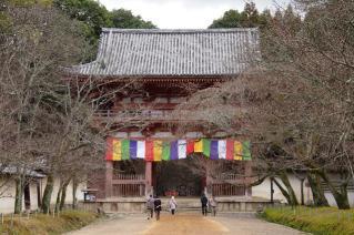 醍醐寺-仁王門