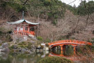 醍醐寺-弁天堂