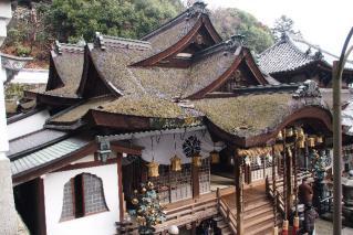 宝山寺-聖天堂