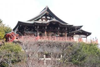 朝護孫子寺-本堂