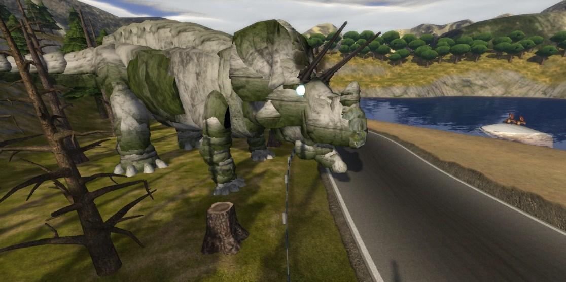 他の恐竜に比べると難しい