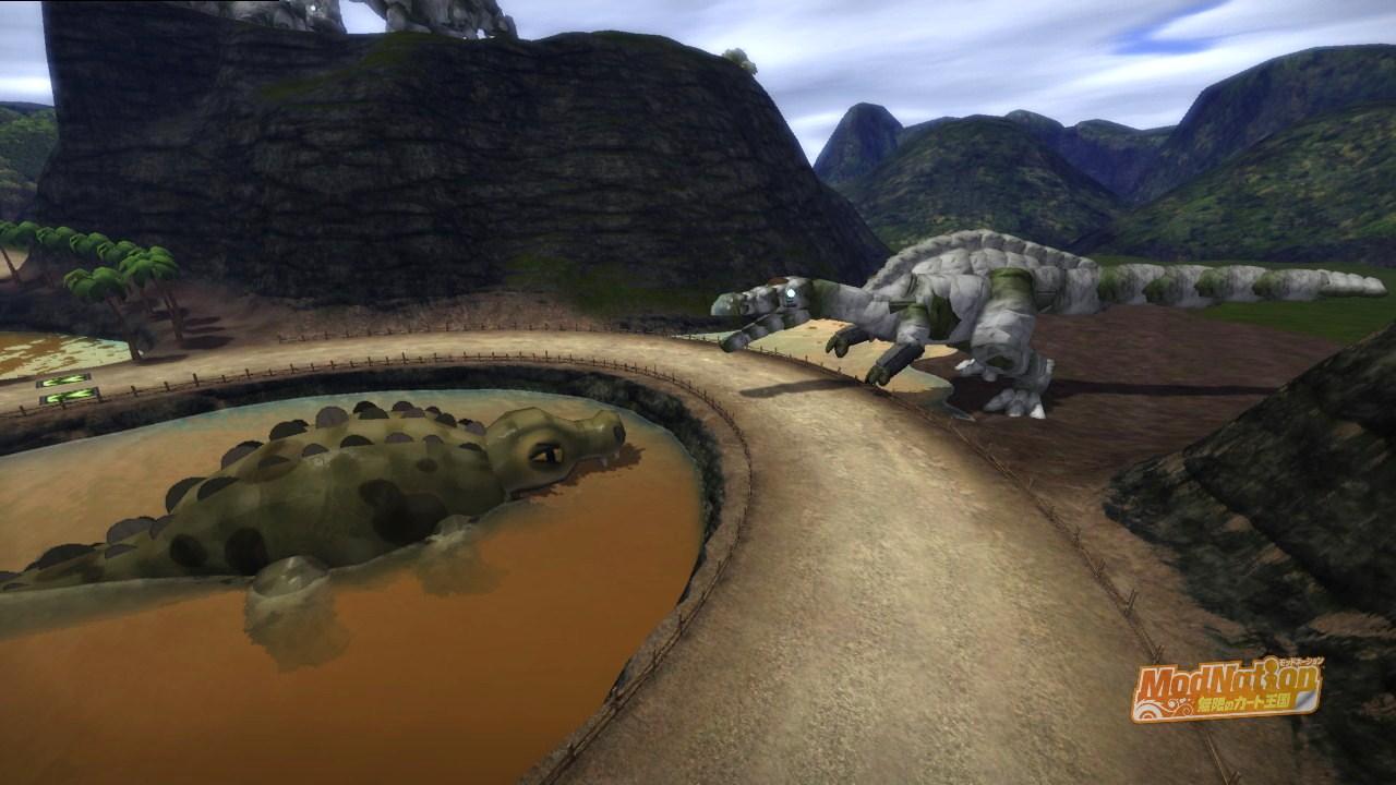 中生代は恐竜と同時にワニが栄えた時代でもあった