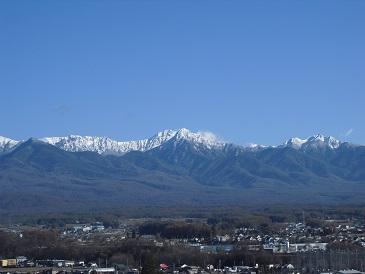雪の八ヶ岳20141127