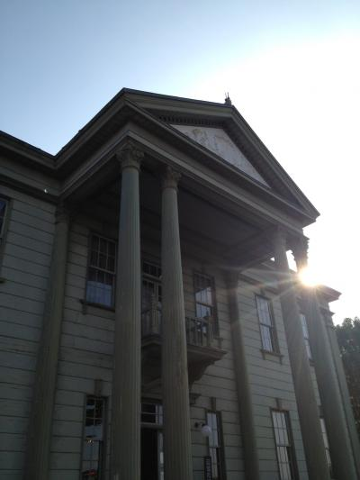旧北海道函館市庁舎