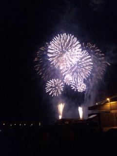 港祭り花火