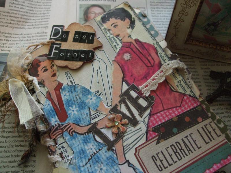 """東京・八丁堀駅から徒歩2分憧れのハンドメイド作家さんと作る手づくり雑貨教室""""アトリエHuit手芸部""""ぶきっちょ部長のブログ-スクラップブッキング教室"""