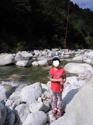 上の子と川 その1