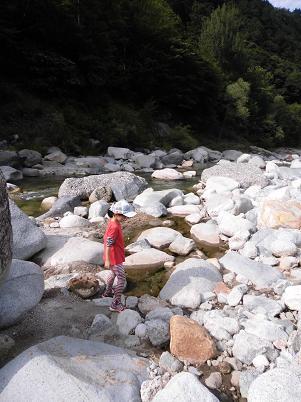 上の子と川 その2