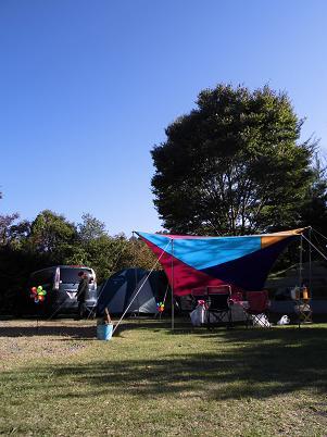 7回目のキャンプ その1