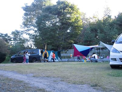 7回目のキャンプ その2