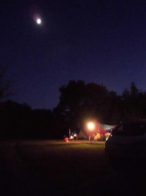 7回目のキャンプ その3