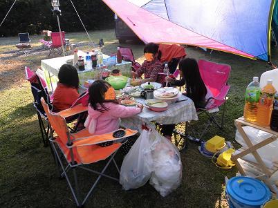 7回目のキャンプ その5