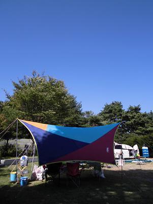 7回目のキャンプ その4