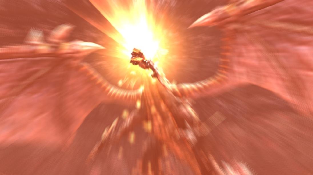 ブログ用ドラゴン咆哮