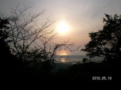 宝達山から見る景色