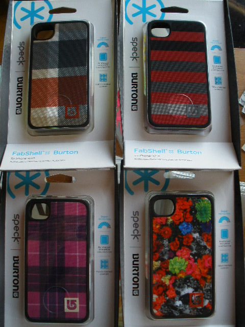 iphone  BURTON