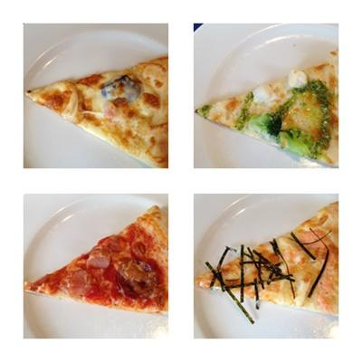 ピザ食べ放題
