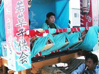 土崎湊祭り