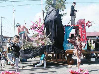子供曳山祭り3