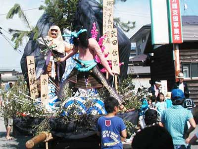子供曳山祭り4