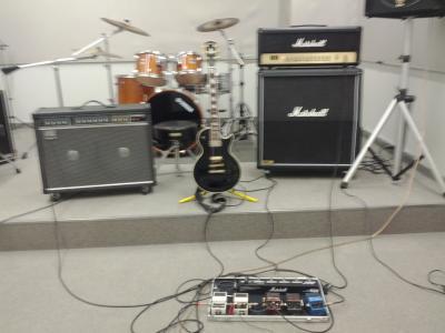 島村楽器スタジオ