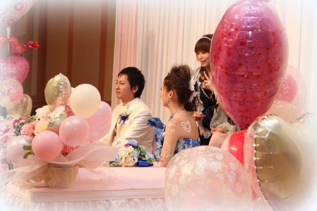 弘前 結婚式 披露宴 ホテルニューキャッスル スナップ 写真 撮影