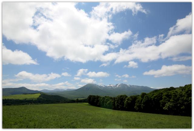 青森県 八甲田連峰