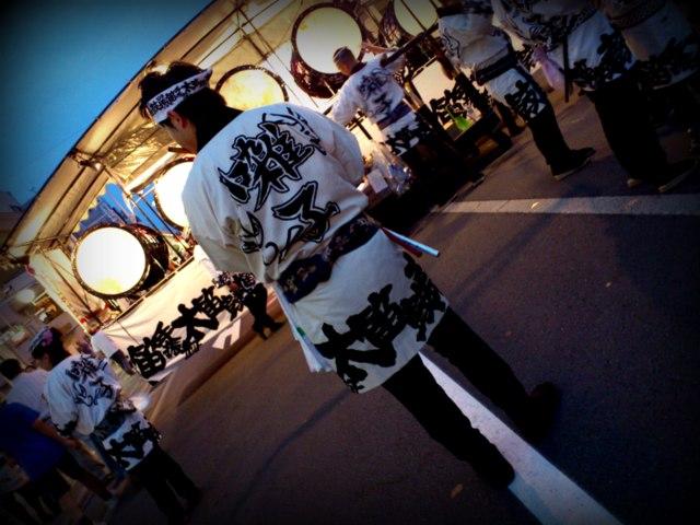 青森ねぶた お祭り広場 2012