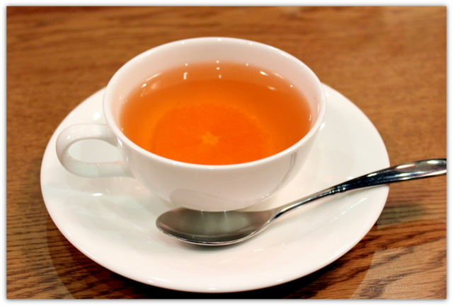 弘前 ごちそうプラザ アメリカンワッフル 紅茶 マザーリーフ