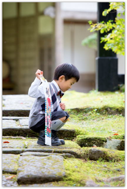 七五三 記念撮影 子供写真 ロケーション 撮影 出張撮影 岩木山神社