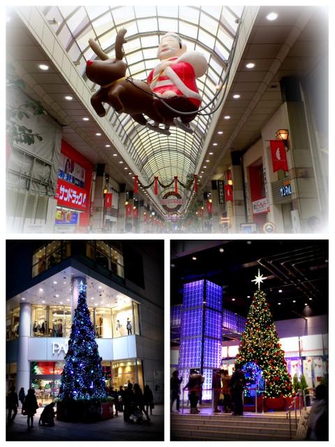 クリスマスモード 仙台