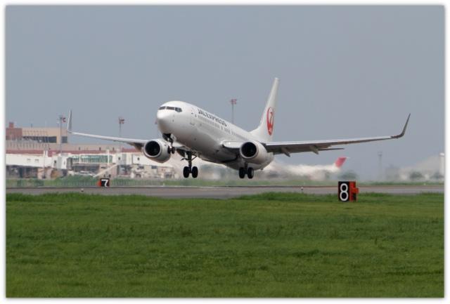 青森空港 飛行機 写真