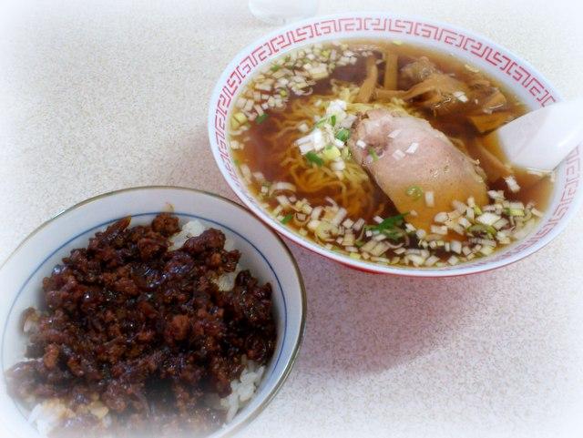 弘前 中華料理 山喜