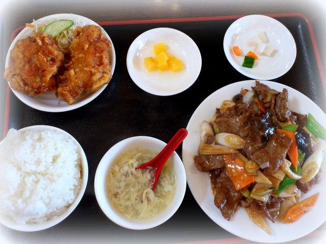 弘前 台湾料理 美味鮮 弘前店