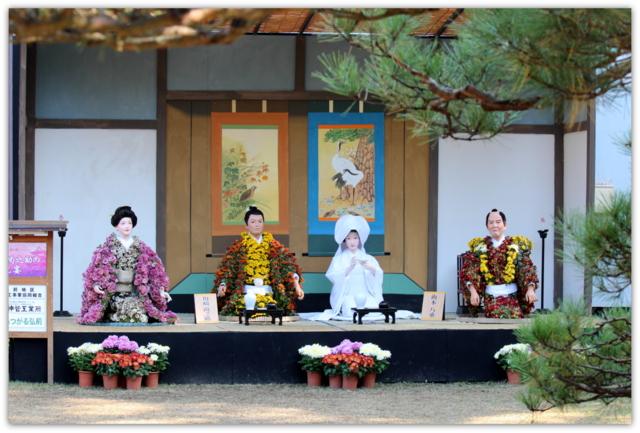 弘前城 弘前公園 植物園 弘前城菊と紅葉まつり 観光