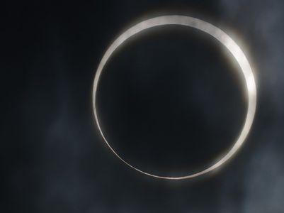 金環日食 04