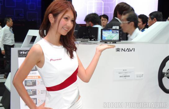 SONYやっぱり凄いわ - CEATEC JAPAN 2012