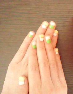 小さいマメマメ爪