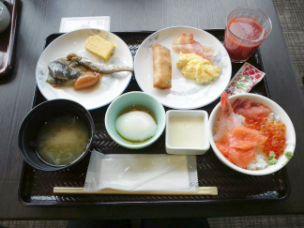 ラビスタの朝食