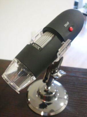 マイクロカメラ