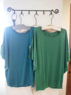 アンティカの一枚でサマになる大人女子必見ドルマンTシャツ