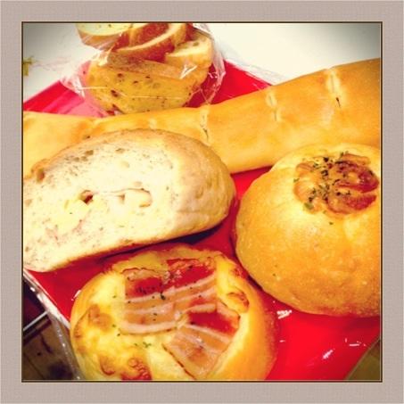 ハセストのパン