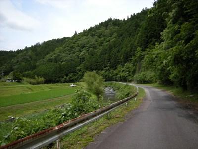 3-4菅田の旧道