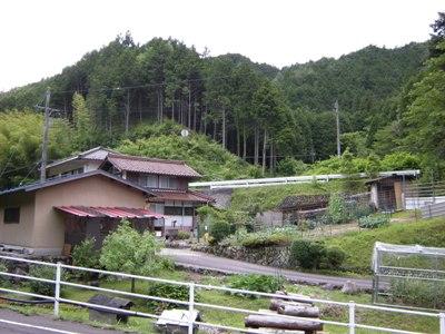 7-2袋坂峠へ