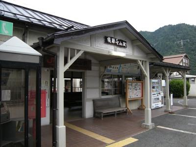 7-4 飛騨金山駅