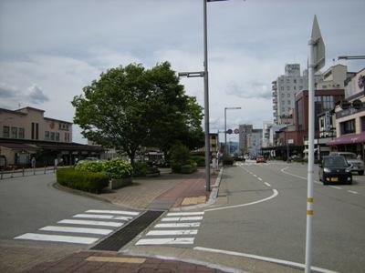 7-1 飛騨高山駅