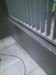 フェンス塗装4