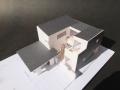 多賀城の家模型1:100