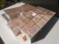 大郷町の家模型1:50-1
